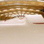 Ice mountain ski