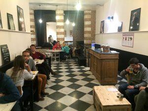 café chiens lille