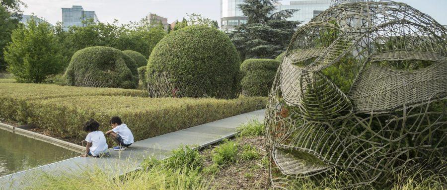 Jardin des géants Lille