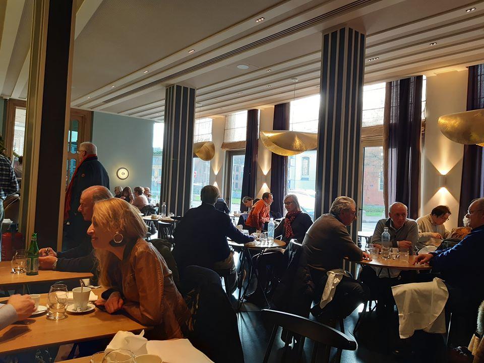 On a testé La Griotte – La top brasserie contemporaine et gastro du Vieux-Lille