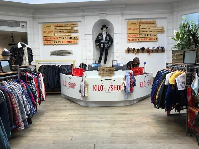 On a testé Kilo Shop- la nouvelle friperie géante du Vieux-Lille