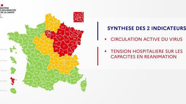 Covid 19 Les Hauts De France Passent En Zone Orange