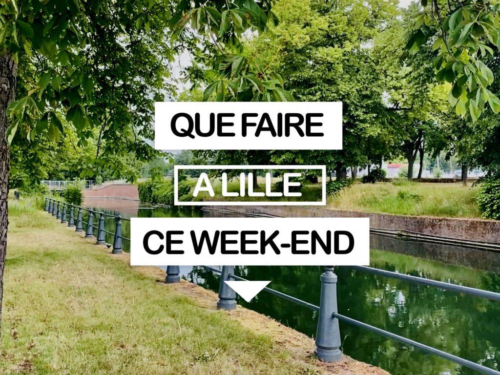 Que faire à Lille ce weekend ? (le 11, 12 et 13 septembre 2020)