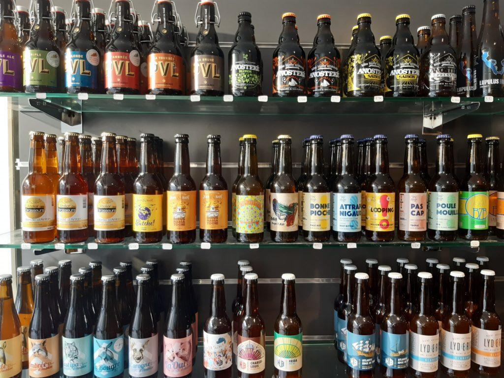 Ministry of Beer – Boutique aux 300 références de bières locales