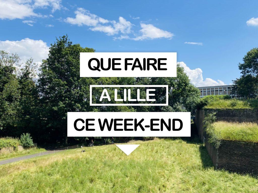 Que faire à Lille ce weekend ? (9, 10 et 11 octobre 2020)