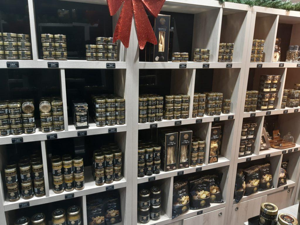 Signorini Tartufi – L'épicerie fine qui affole les amateurs de truffes