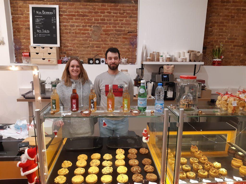 On a testé Aux tiroirs à cookies – Le paradis des gourmands du Vieux-Lille