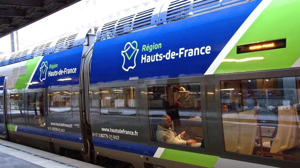 Nouvelle ligne de TER Lille-Paris en 2h10 à partir de 10€