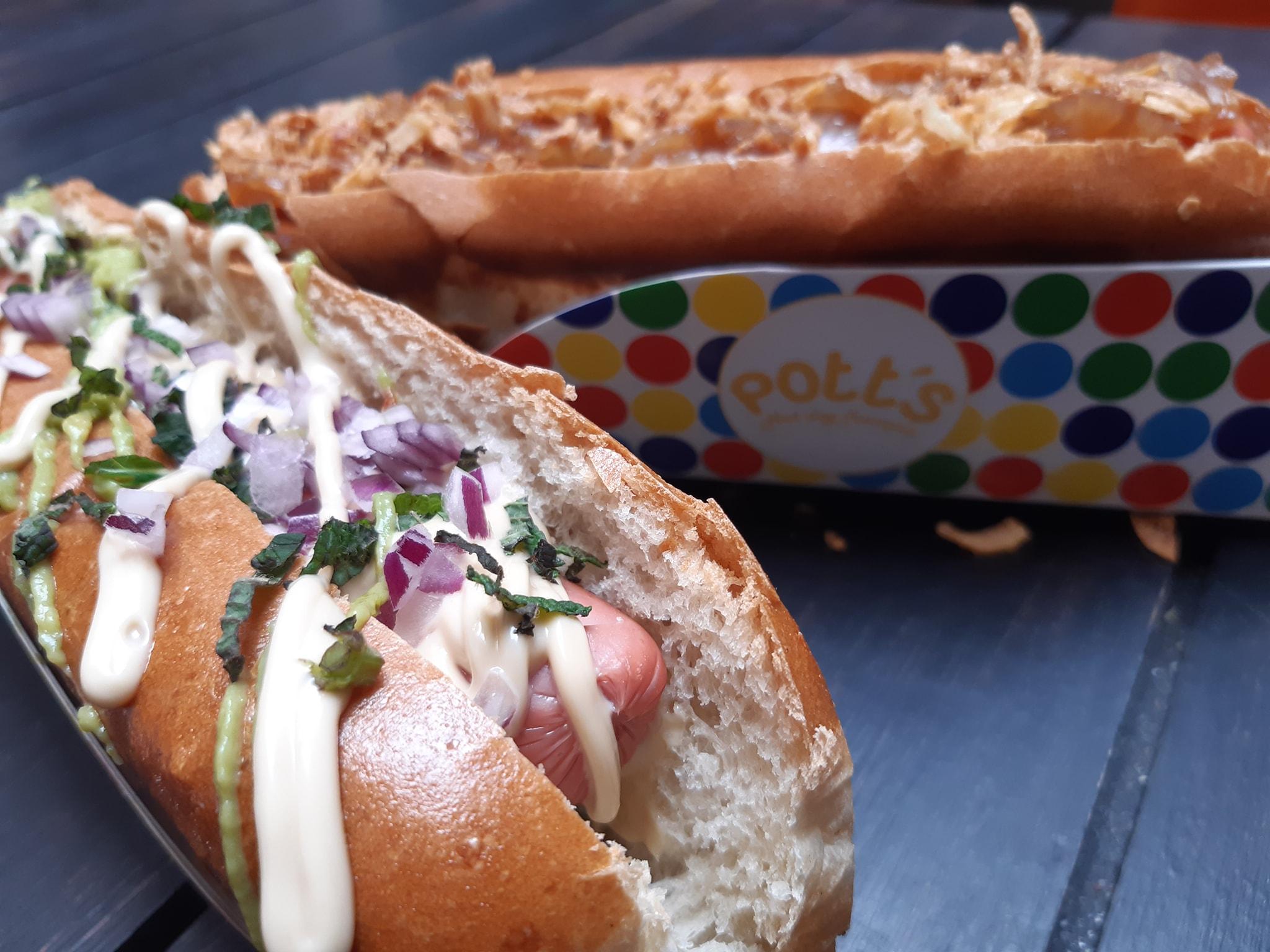 On a testé Pott's – Les hotdogs U.S à la sauce française