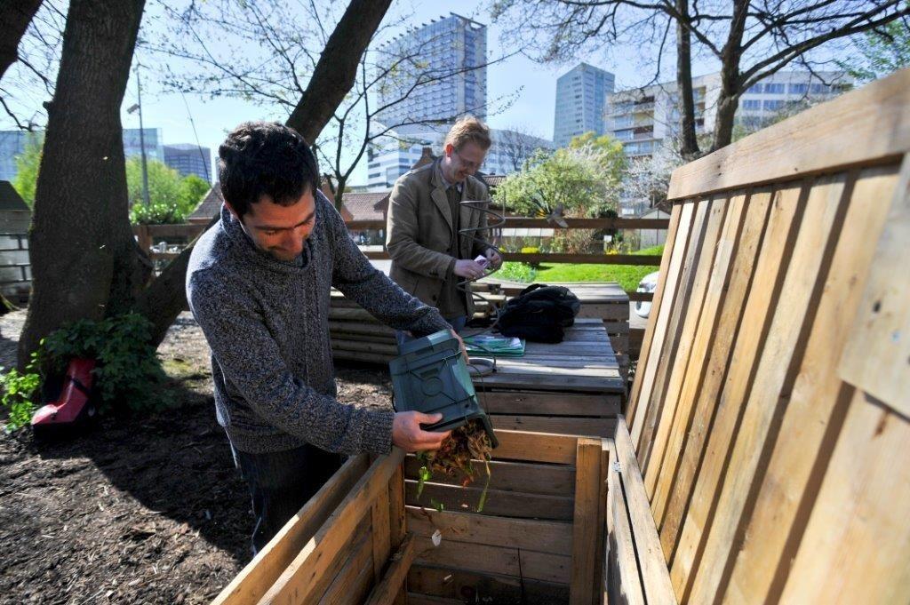 Où sont les 40 sites de compostages à Lille pour réduire ses déchets ?
