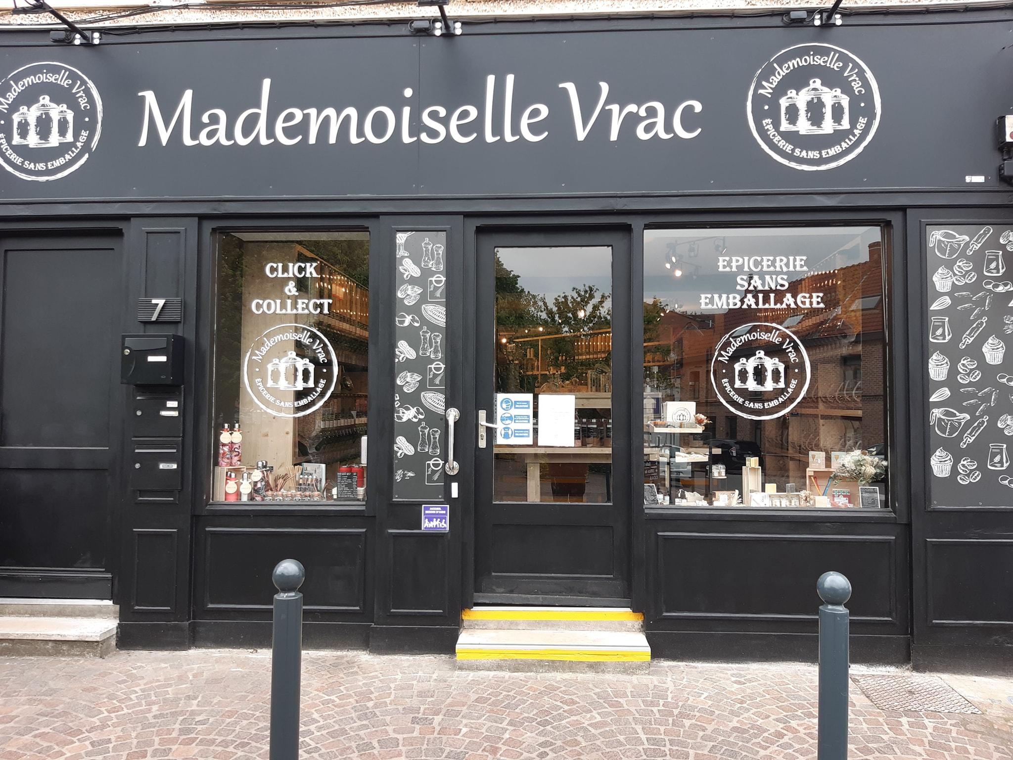 On a testé Mademoiselle Vrac – Epicerie vrac et zéro déchet à Wasquehal