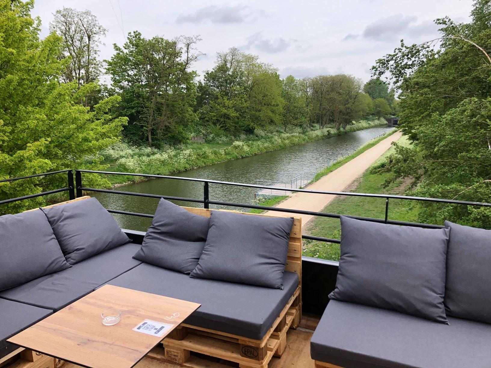 8 terrasses qui vont faire vos beaux jours en dehors de Lille en 2021