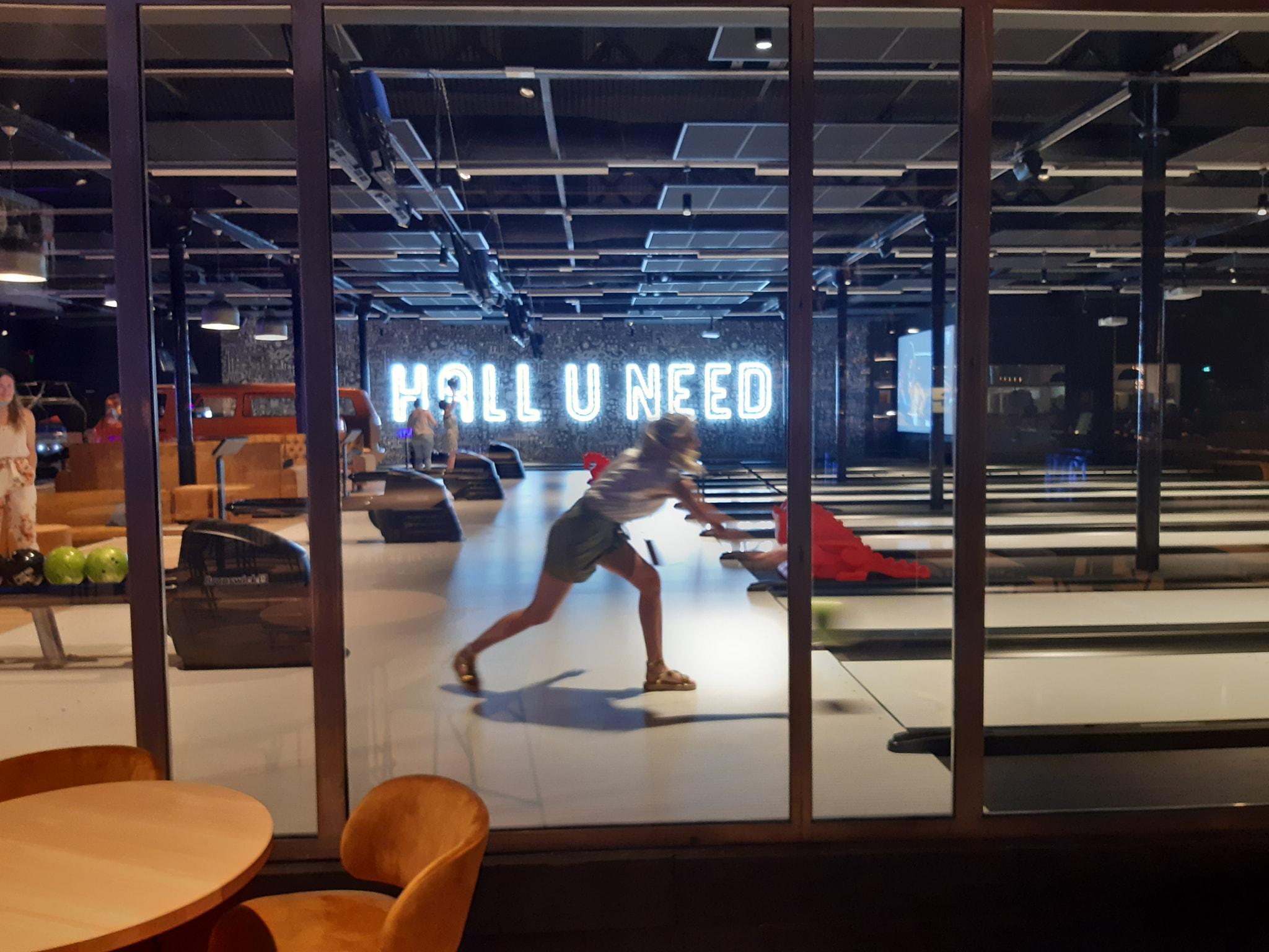 On a testé Hall U Need – Le royaume XXL du loisir et du jeu