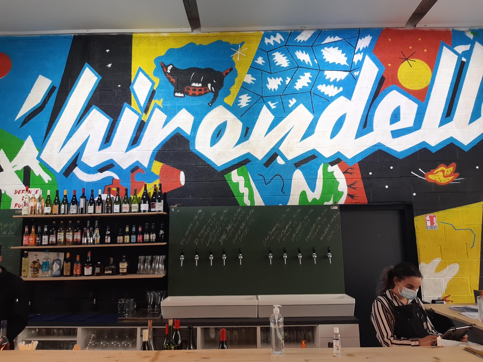 On a testé l'Hirondelle – Le tiers lieux à boire et à manger