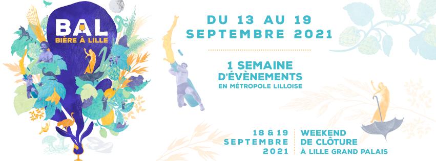 Que faire à Lille cette semaine ? Spécial Festival Bière à Lille (B.A.L)
