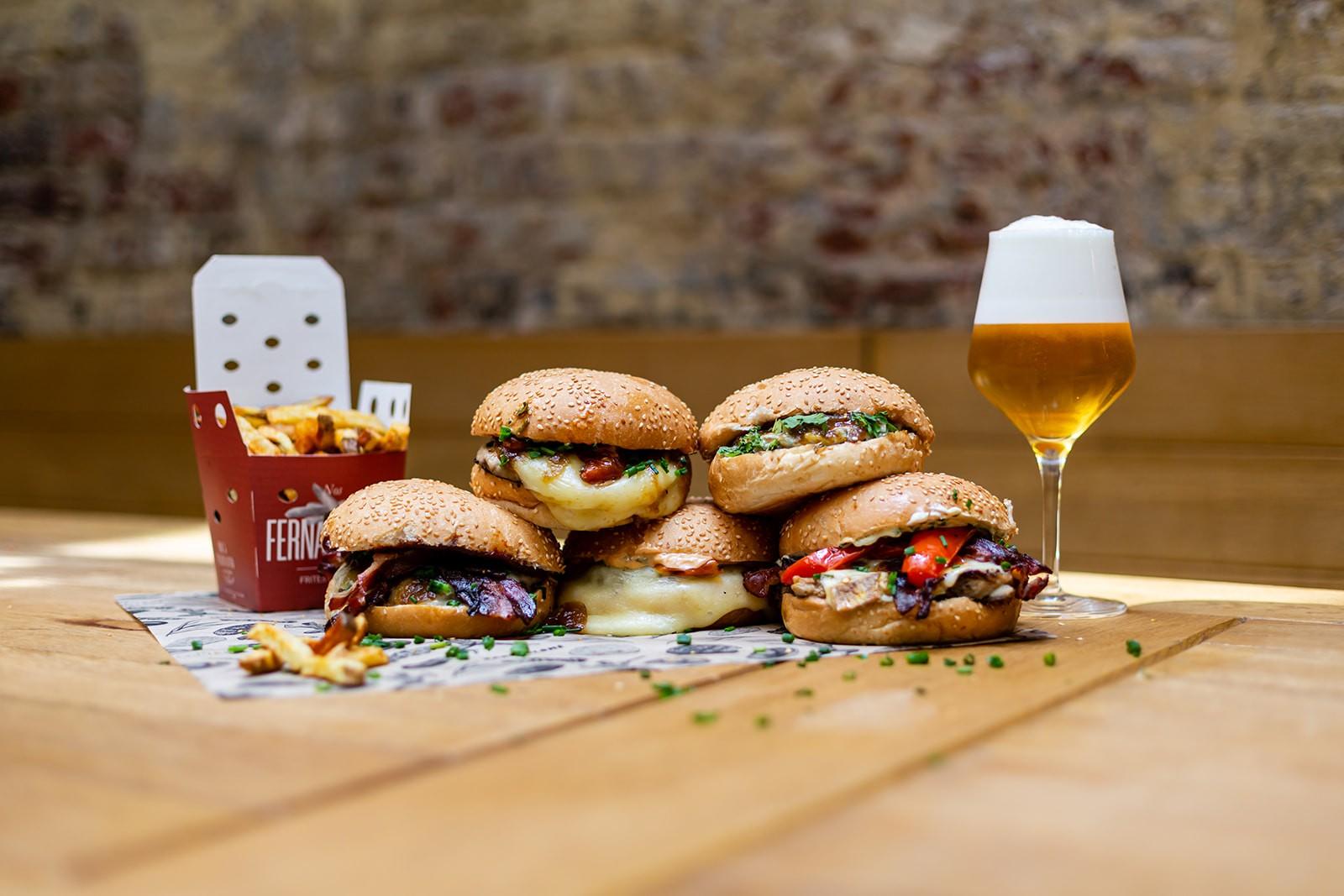 Big Fernand – Le royaume des burgers gourmands à Lille