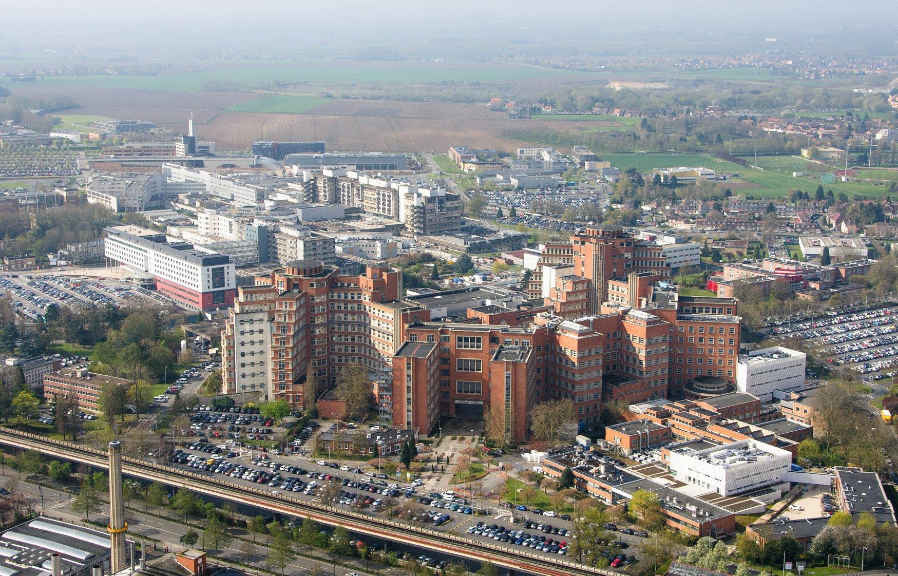 Le CHU de Lille – 3ème meilleur hôpital de France